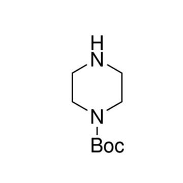 1-Boc-哌嗪