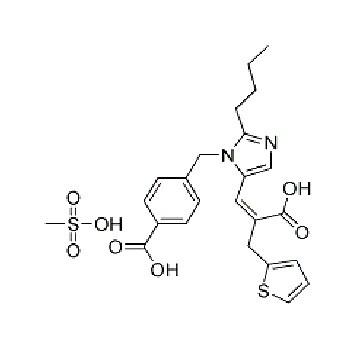 甲磺酸依普罗沙坦