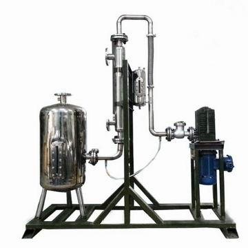 干式真空泵撬装系统