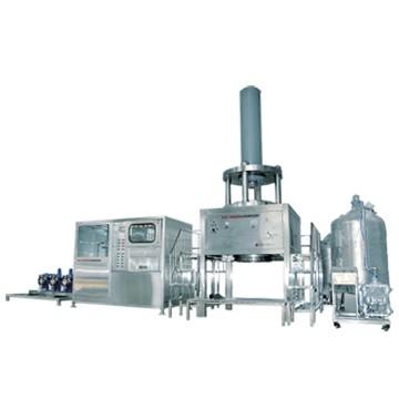 工业制备液相色谱分离纯化系统