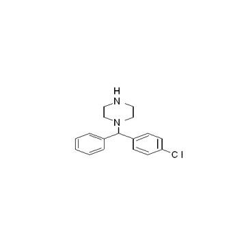 1-[1-(4-氯苯基)苯基甲基]哌嗪,1-[1-(4-Chlorophenyl)phenylmethyl] piperazine