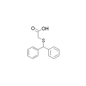 2-[(二苯甲基)巯基]乙酸
