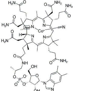 维生素B12(氰钴胺)
