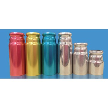 铝制阳极氧化药用气雾剂罐