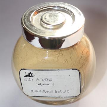 水飞蓟素UV80%(单宾30%)