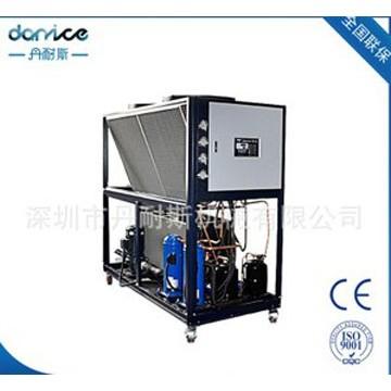 丹耐斯冷冻机控制电气采用国际品牌控制电器,保证机器工作稳定