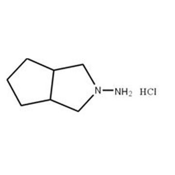 N-氨基-3-氮杂双环[3.3.0]辛烷盐酸盐