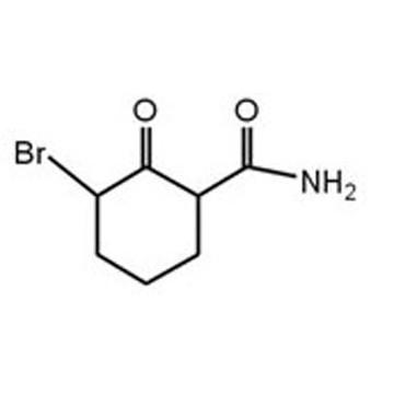 2-溴-6-甲酰胺环己酮