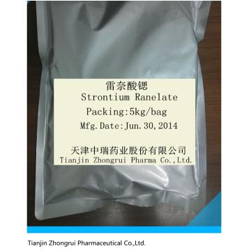 雷奈酸锶  原料药