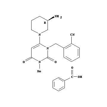苯甲酸阿格列汀
