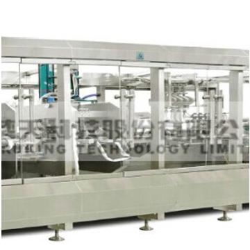 SRD系列非PVC膜软袋大输液生产线