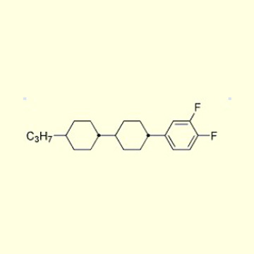 4-[4'-propyl[1,1'-bicyclohexyl]-4-yl]-1,2-difluorobenzene