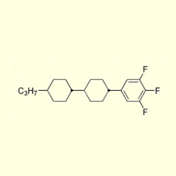 1,2,3-Trifluoro-5-[4'-propyl[1,1'-bicyclohexyl]-4-yl]benzene