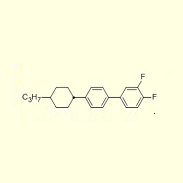 trans-4'(4-n-Propylcyclohexyl)-3,4-difluor-1,1'-biphenyl
