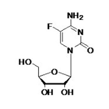 5-氟胞苷