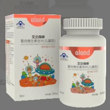 儿童复合维生素含片