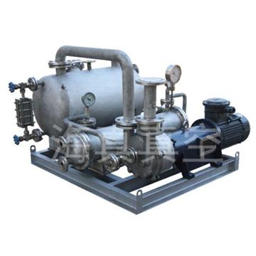 水(液)环式真空泵闭路循环系统