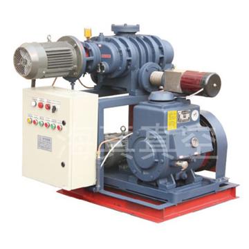 JZJX系列罗茨旋片真空泵机组