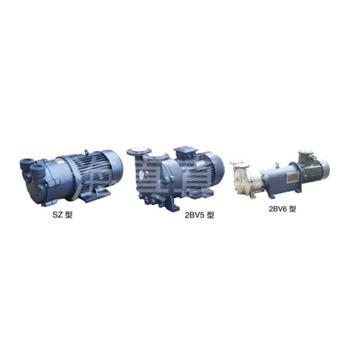 SZ、2BV单级水环式真空泵