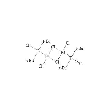 [二叔丁基(氯化)膦]二氯化钯(II)二聚体