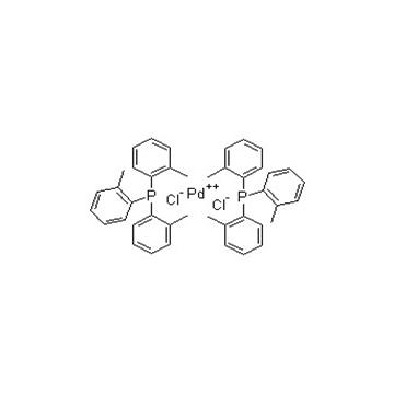反-二氯双(三-O-甲苯膦)钯