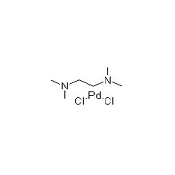 二氯(N,N,N',N'-四甲基乙二胺)钯
