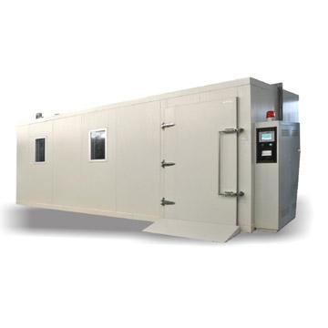 步入温实验室 步式高低入式恒温恒湿试验室