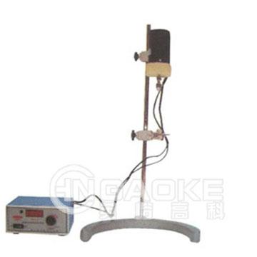 DW-3型电动搅拌器