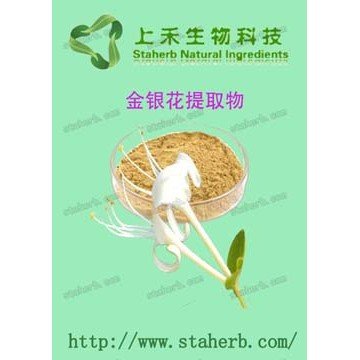 杜仲、金银花提取物绿原酸 绿原酸标准品 厂家直供优质优价绿原酸