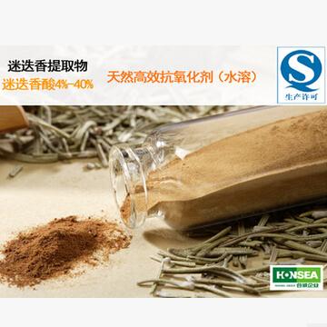 迷迭香酸4%-40% 迷迭香提取物