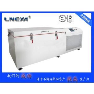 冠亚工业超低温冷冻箱用于提高金属性能可定制非标尺寸-100℃~60℃