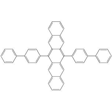 6,13-双([1,1'-联苯]-4-基)并五苯