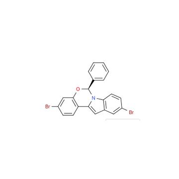 (S)-3,10-二溴-6-苯基-6H-苯并[5,6] [1,3]恶嗪并[3,4-Α]吲哚