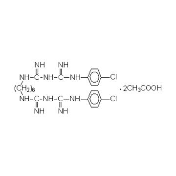 醋酸氯己定