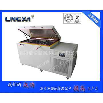 冠亚生产-80℃~60℃工业低温处理箱可定制非标尺寸GX-8050N