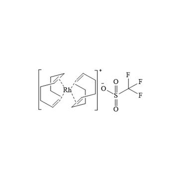 双(1,5-环辛二烯)三氟甲磺酸铑(I)