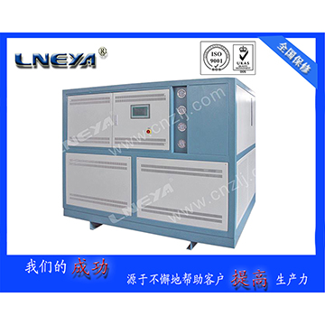 江苏无锡冠亚LJ-10W化工制药生化行业低温冷冻机-45°C~ -10°C
