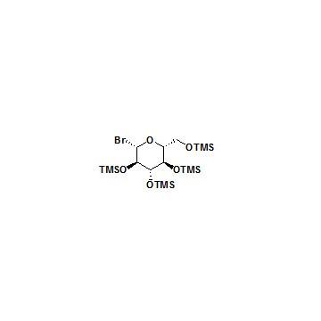 2,3,4,6-O-四特戊酰基-alpha-D-溴代吡喃葡萄糖