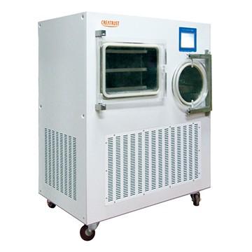 中试真空冷冻干燥机厂家