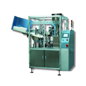 JNDR50-1A软管灌装封尾机