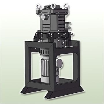 LH-LG系列螺杆干泵