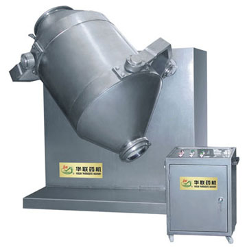 CSD型三维运动混合机