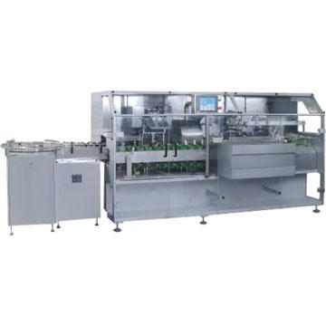 LP--ZHJ高速自动理瓶装盒生产线