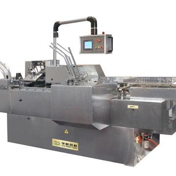 ZHJ-80D型自动装盒机