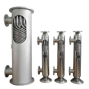 螺旋纏繞管式熱交換器
