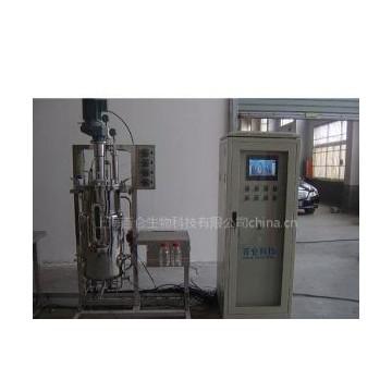 直联传动机械搅拌不锈钢发酵罐