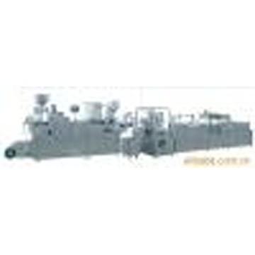铝塑-装盒-热收缩联动线