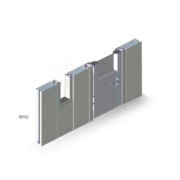 MAX-CR-B100系列金属石膏板隔墙系列