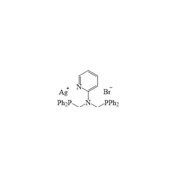 N,N-双(二苯基膦基甲基)-2-氨基吡啶溴化银