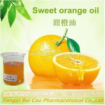 甜橙油厂家供应纯天然单方精油 橙皮精油 香薰按摩 化妆品原料